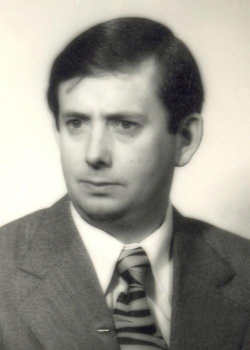 Twarz Huberta Krypczyka