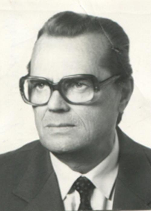 Twarz Rudolfa Myszki